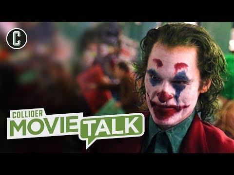 Joaquin Phoenix Joker Makeup Revealed in Camera Test Video  Movie Talk