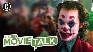 Joaquin Phoenix Joker Makeup Revealed in Camera Test Video - Movie Talk