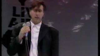 Brian Ferry Jealous Guy @ Live Aid 85