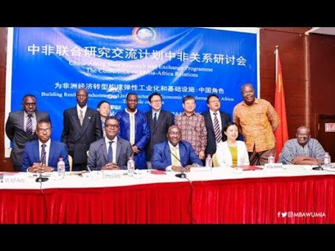 China's over $15bn not loan but 'joint venture' – Bawumia
