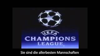 champions league hymne - (FC Bayern-Version) - (Scherz-Version)