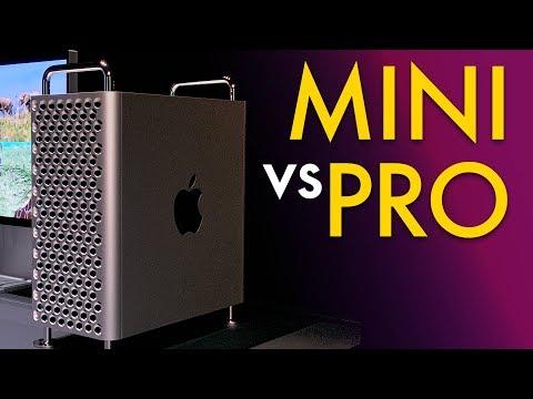 Mac Pro Vs. Mac Mini — On A Budget!