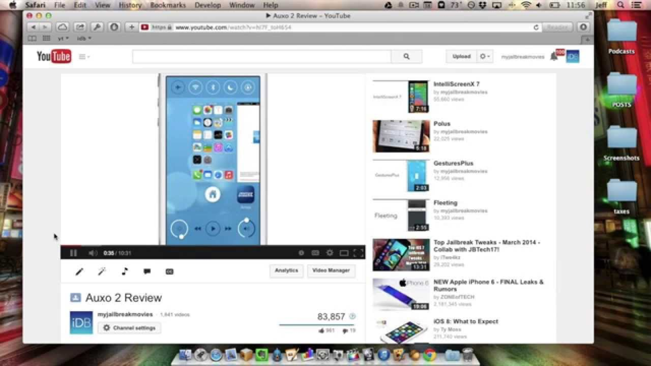 How to fix choppy video playback in Safari on OS X