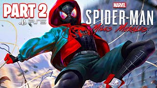 Spider Man: Miles Morales PS5 Gameplay Walkthrough, Part 2!