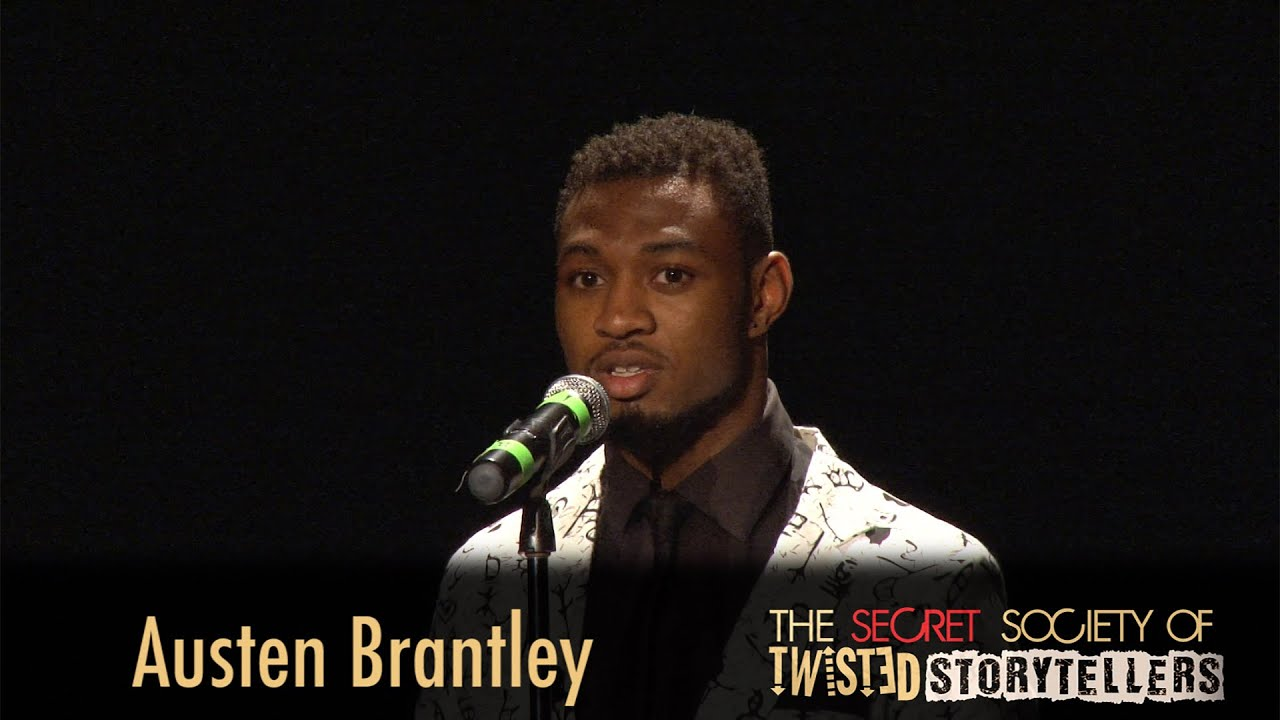 "The Secret Society Of Twisted Storytellers - ""Tales From The Funk"" - Austen Brantley"