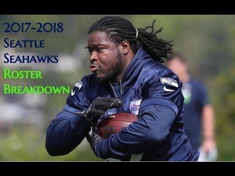 2017-2018 Seattle Seahawks Roster Breakdown: Madden 18 Rosters