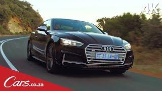 We Drive The Audi S5