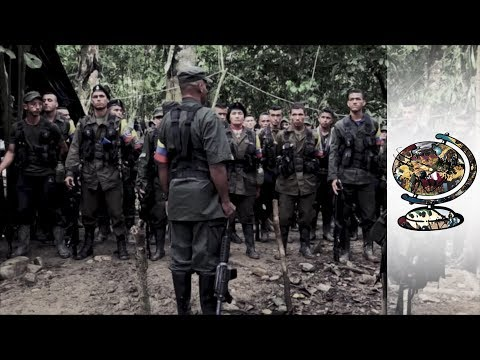 The Farc's New Face