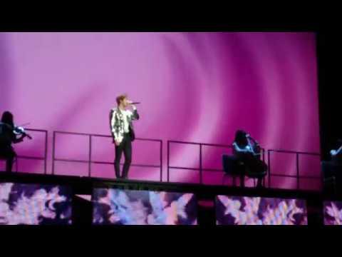 170526 BTS Wings tour Sydney - Jin solo Awake
