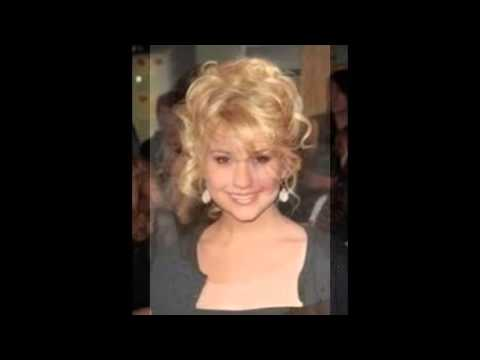 Mother Of The Bride Hairstyles - YouTube