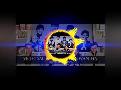 Download Ye To Sach Hai Ki Bhagwan h Mom Dad Special Mix DJ STY Music Production