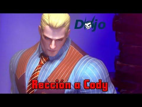 Reacción a Cody SFV