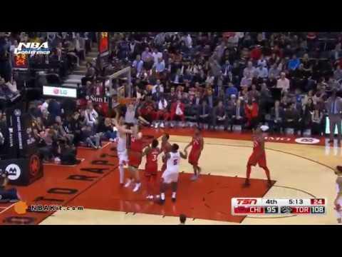 Raptors vs Bulls FULL Highlights