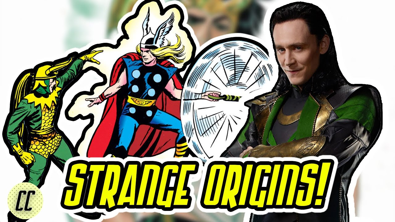 Loki's First Marvel Comic Was Kinda Weird