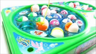 懐かしい 魚釣りゲーム おもちゃ fishing game toy for children good ol 'days