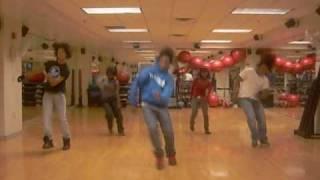 Unladylike Studda Step Official Dance (Precision Point)