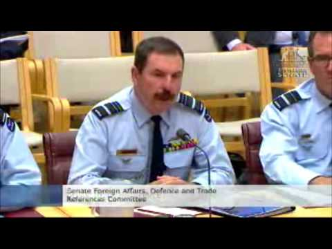Department of Defence - JSF Public Hearing - Foreign Affairs, Defence and Trade References Committee