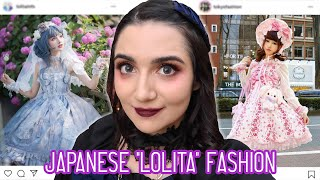 I Got A Japanese Lolita Fashion Makeover