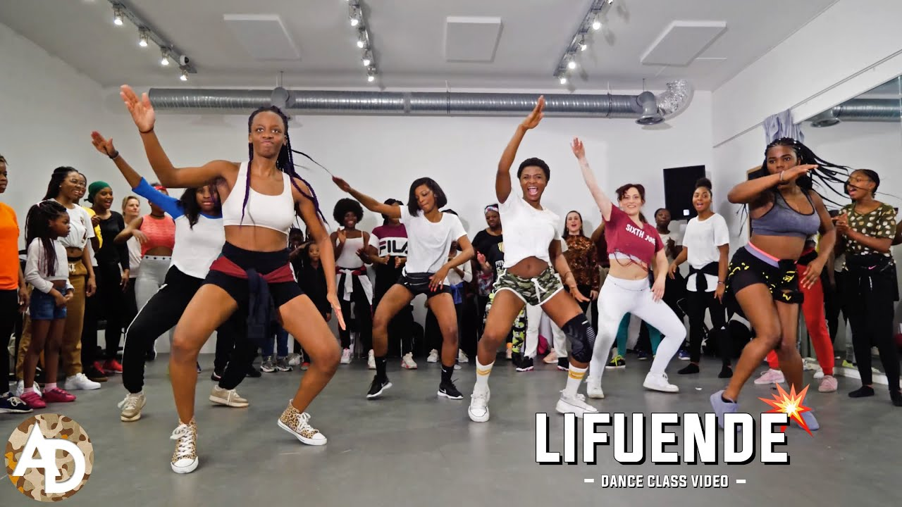 Serge Beynaud - Lifuende (Dance Class Video) | Zota Choreography