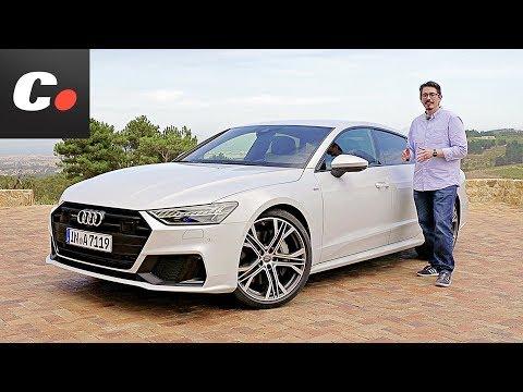 Audi A7 Sportback 2018 | Primera Prueba / Test / Review en español | coches.net