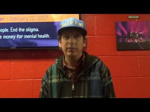 crackup 2017 MHCC night  Alterna savings Pre show interview  Owen Redden from Halifax