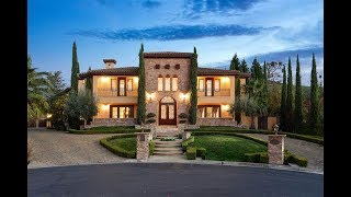Elegant Tuscan Estate in Alamo, California | Sotheby