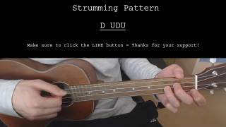Bts – singularity easy ukulele tutorial with chords / lyrics