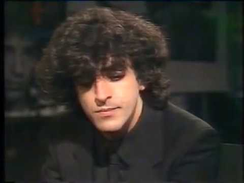 Jaz Coleman - rare 1985 interview!