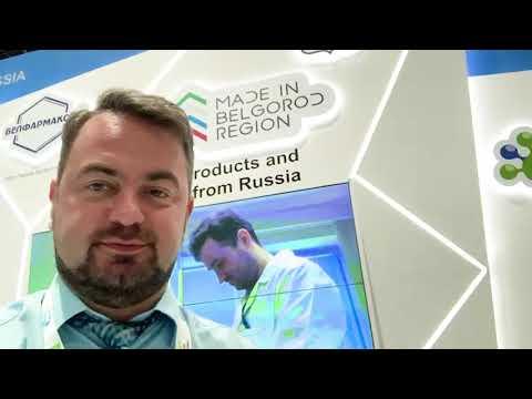 Международные зарубежные выставки - реальные видео российских компаний