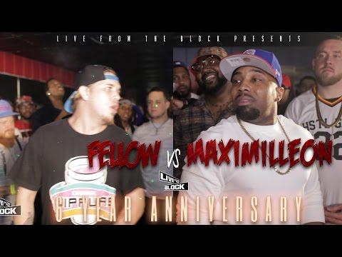 Fellow vs Maximilleon (One Rounder) #lftb