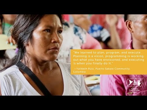 Skoll Foundation and ACT Support Training of Indigenous Communities in the Amazon