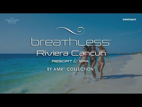 Breathless Riviera Cancun Resort & Spa: fiesta y relajación frente al mar