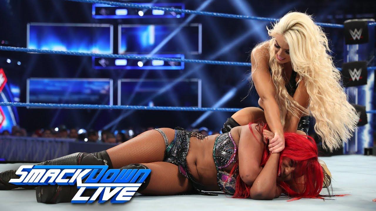 Ember Moon vs. Mandy Rose: SmackDown LIVE, July 2, 2019