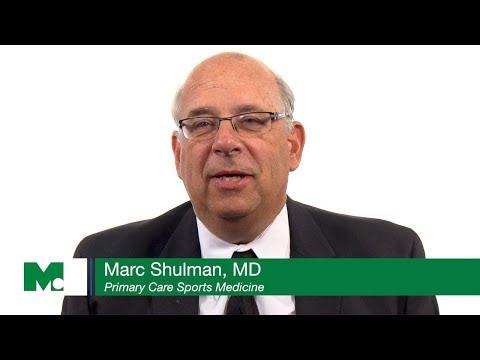 Dr. Marc Shulman – Primary Care Sports Medicine | Ames, Iowa | McFarland Clinic
