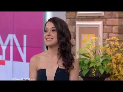 Tatiana Maslany interview on The Marilyn Denis Show