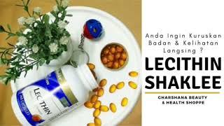 Cara Kuruskan Badan | Atasi Masalah Bengkak Susu |Manfaat Lecithin Shaklee