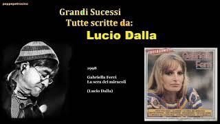 Lucio Dalla - 1998 - Gabriella Ferri - La sera dei miracoli