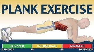 Come avere addominali scolpiti: Plank