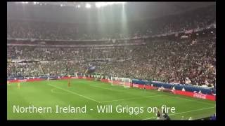 best  songs of fans in  euro 2016