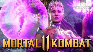 "The Best Ending I've Ever Gotten On MK11! - Mortal Kombat 11: ""Sindel"" Gameplay"