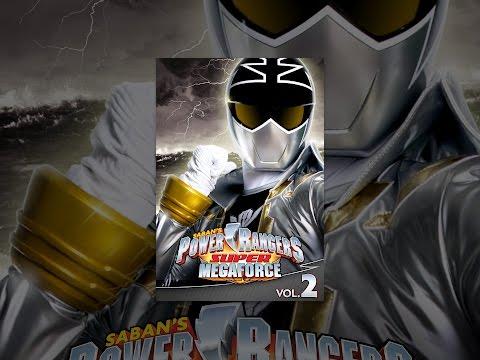 Power Rangers Super Megaforce: The Silver Warrior
