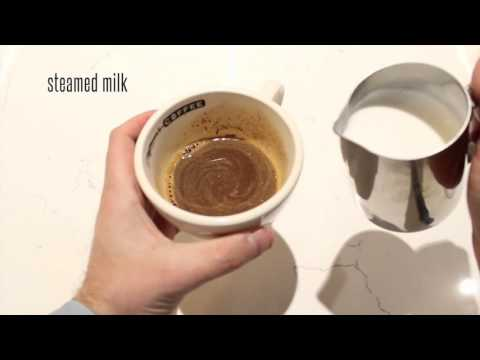 Nutella Latte @ Iorio's Gelato & Caffé