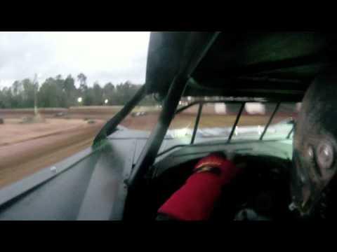 Flomaton speedway Crate late model incar