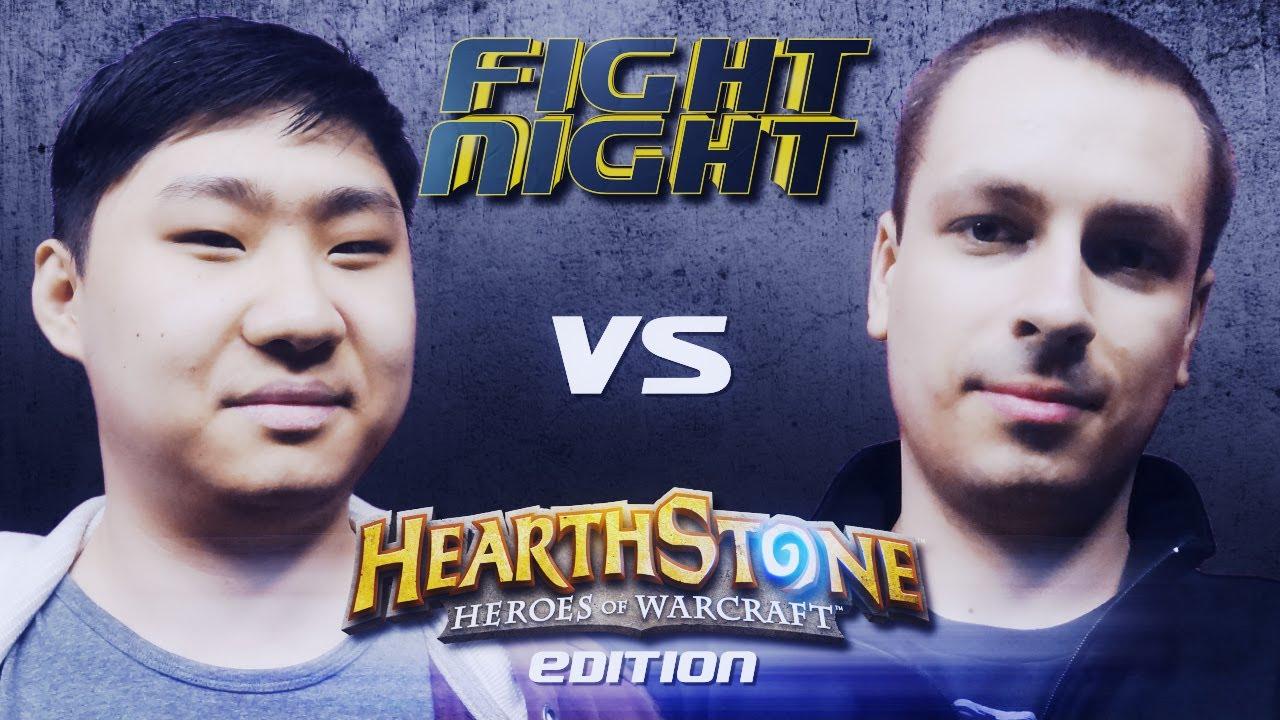 Download Fight Night Hearthstone - StrifeCro vs Gnimsh - S01E05