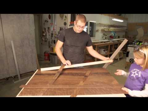DIY Countertops Video 7 Applying Laminate