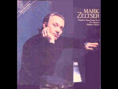 Prokofiev Sarcasmen Mark Zeltser live Concertgebouw Amsterdam 1