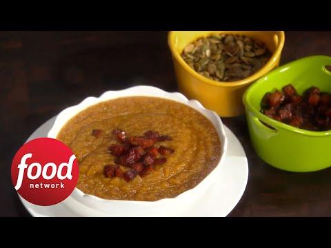 How to Make Rachael's Sweet Potato Leftovers Soup | Food Network