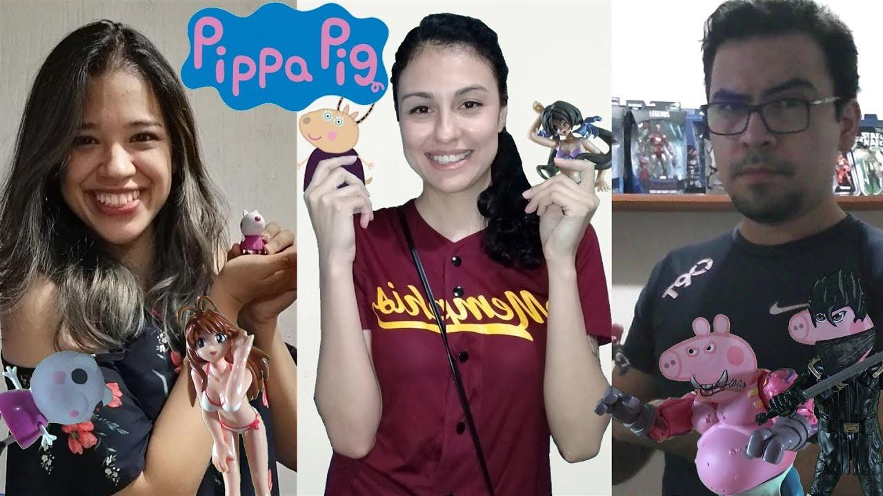 Grabación de Voz - Pippa Pig