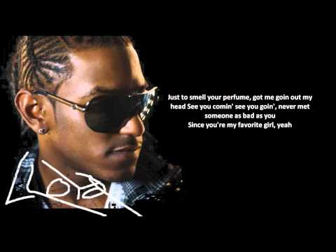 Lloyd ft. Lil Wayne - Girls All Around The World - Lyrics *HD*