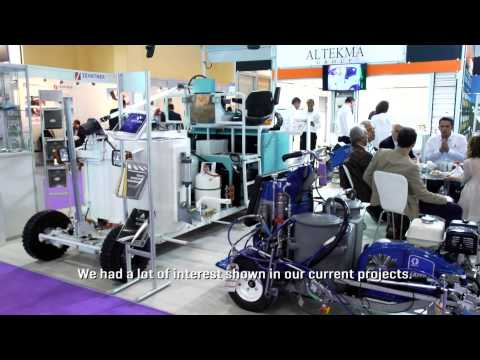 Intertraffic Istanbul 2015 show video